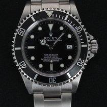 Rolex Sea-Dweller 4000 Acier 40mm Noir Sans chiffres France, Lille