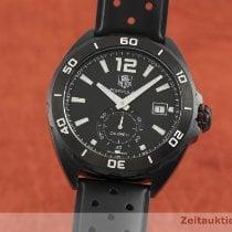 TAG Heuer Formula 1 Calibre 6 Acier 41mm Noir