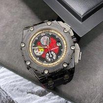 Audemars Piguet Royal Oak Offshore Grand Prix 26290IO.OO.A001VE.01 Хорошее Углерод 44mm Автоподзавод