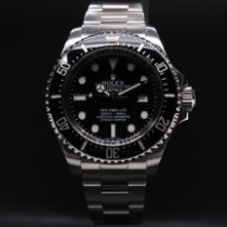 Rolex Sea-Dweller Deepsea Stahl 44mm Schwarz Keine Ziffern Deutschland, Köln