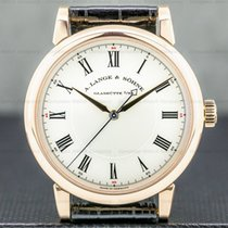 A. Lange & Söhne 232.032 Rose gold 2008 Richard Lange 40.5mm pre-owned United States of America, Massachusetts, Boston