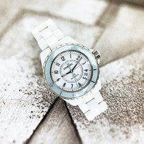 Chanel J12 Céramique 38mm Blanc Arabes France, Marseille