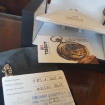 Tissot Sat rabljen 2015 Srebro Rucno navijanje Sat s originalnom kutijom i originalnom dokumentacijom