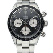 Rolex 6265 Steel 1983 Daytona 37mm pre-owned United States of America, New York, New York