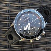 Blancpain Fifty Fathoms Bathyscaphe Steel 43mm Grey No numerals