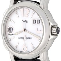 Ulysse Nardin Dual Time Steel 37mm Mother of pearl No numerals United States of America, Texas, Dallas