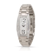 Piaget Limelight White gold 18mm Silver Arabic numerals United States of America, New York, New York