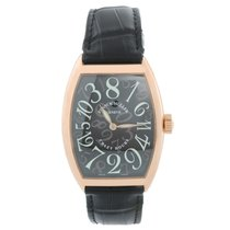 Franck Muller Crazy Hours Rose gold 45mm Black Arabic numerals United States of America, Texas, Dallas