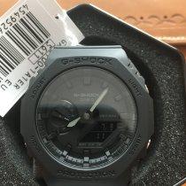 Casio G-Shock Carbono 48.5mm Negro España, las arenas