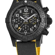 Breitling Automatic Black Arabic numerals new Avenger Hurricane