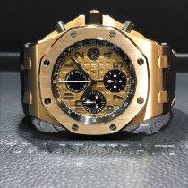 Audemars Piguet Royal Oak Offshore Chronograph Rose gold 42mm Gold Arabic numerals Singapore, Singapore