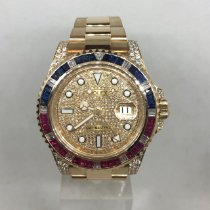 Rolex GMT-Master II Yellow gold 40mm