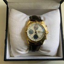 Breitling Chronomat Or jaune 3939mm Nacre Sans chiffres France, craponne