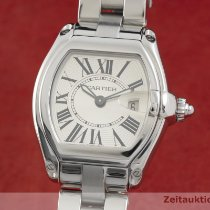 Cartier Roadster Zeljezo 31.5mm Srebro