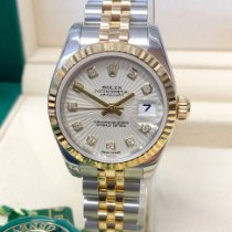 Rolex Lady-Datejust Acero 26mm Plata