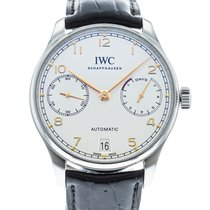 IWC Portuguese Automatic IW5007-04 2010 pre-owned