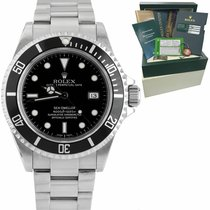 Rolex 16600 Steel Sea-Dweller 4000 40mm pre-owned United States of America, New York, Massapequa Park
