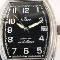 Bulova Stahl 52,5mm Automatik EC 1041 gebraucht Deutschland, Grünendeich