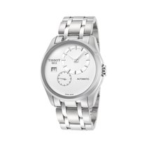 Tissot Couturier Steel 39mm Silver