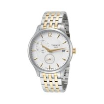 Tissot Tradition Gold/Steel 42mm Silver