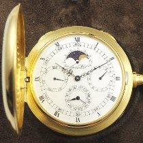 IWC IW5450 Bueno Oro amarillo Cuerda manual