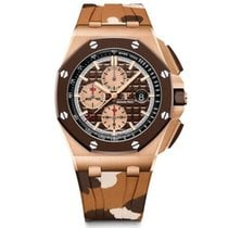 Audemars Piguet Royal Oak Offshore Chronograph 26401RO.OO.A087CA.01 Новые Pозовое золото 44mm Автоподзавод Россия, Москва