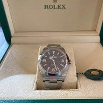 Rolex Explorer 214270 Very good Steel 39mm Automatic