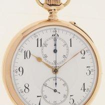 Longines Uhr gebraucht 1900 Gelbgold Handaufzug Nur Uhr