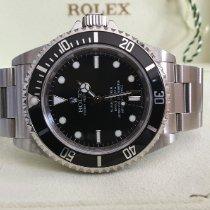 Rolex Submariner (No Date) новые 2008 Автоподзавод Часы с оригинальными документами и коробкой 14060M