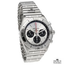Breitling Chronomat new Automatic Chronograph Watch with original box and original papers AB0134101G1A1
