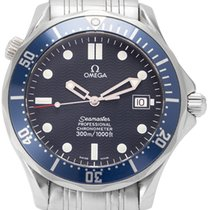 Omega Seamaster Diver 300 M Acél 41mm