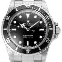 Rolex Submariner (No Date) Acier 40mm