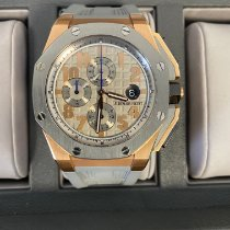 Audemars Piguet Rose gold 44mm Automatic 26210OI.OO.A109CR.01 pre-owned United Kingdom, LONDON