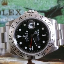 Rolex Explorer II 16570 Ungetragen Stahl 40mm Automatik