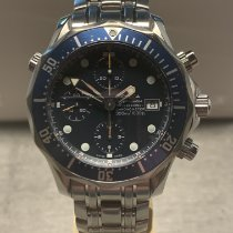Omega Seamaster Diver 300 M 2599.80.00 Very good Steel 41.5mm Automatic