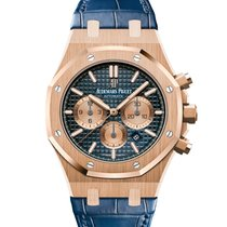 Audemars Piguet 26331OR.OO.D315CR.01 Or rose 2019 Royal Oak Chronograph 41mm nouveau