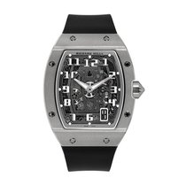 Richard Mille RM 67 White gold 38mm Grey Arabic numerals