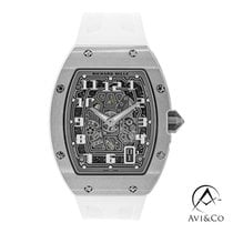 Richard Mille RM 67 White gold 38mm Grey Arabic numerals United States of America, New York, New York