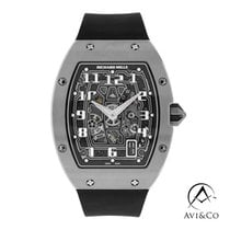 Richard Mille RM 67 Titan 38mm Grau Arabisch