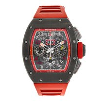 Richard Mille RM 011 Tytan 42mm Szary Arabskie