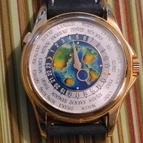 Patek Philippe World Time Pозовое золото