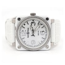 Bell & Ross BR 03-92 Ceramic Ceramic 42mm Mother of pearl United States of America, Florida, Aventura