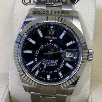 Rolex Acero 42mm Automático 326934 nuevo