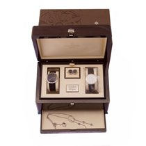 Patek Philippe Golden Ellipse Platinum 34.5mm Blue No numerals