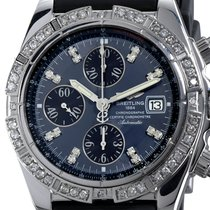 Breitling Chronomat Evolution Steel 44mm Grey No numerals United States of America, New York, NEW YORK CITY
