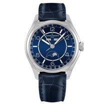 Vacheron Constantin Fiftysix Steel 40mm Blue