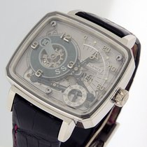 Hautlence Platinum 37.5mm Manual winding HL USA pre-owned United States of America, California, Los Angeles