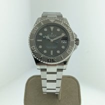 Rolex Yacht-Master 37 Steel 37mm Grey No numerals United States of America, Indiana, INDIANAPOLIS