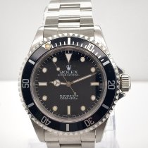 Rolex Submariner (No Date) Steel 40mm Black No numerals United States of America, New York, New York
