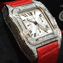 Cartier Santos 100 2740 2018 new